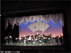 『レビュー・ステイション』2016.2.12宝塚音楽学校第102期生文化祭1