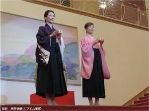 『レビュー・ステイション』2016年新春鏡開き16