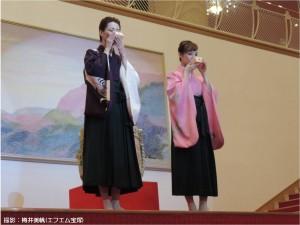 『レビュー・ステイション』2016年新春鏡開き17