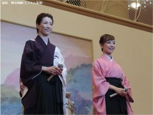 『レビュー・ステイション』2016年新春鏡開き21