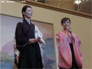 『レビュー・ステイション』2016年新春鏡開き6