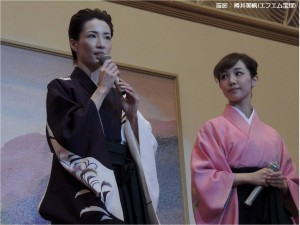 『レビュー・ステイション』2016年新春鏡開き8