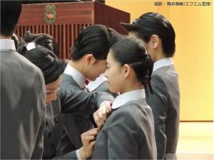 『レビュー・ステイション』2016.4.16宝塚音楽学校第104期生入学式20