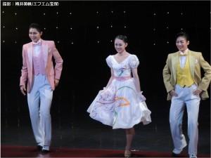 2016.2.12『レビュー・ステイション』宝塚音楽学校第102期生文化祭27