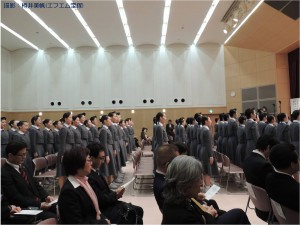 『レビュー・ステイション』2016.4.16宝塚音楽学校第104期生入学式16