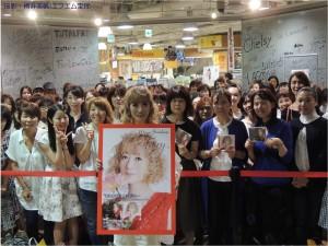『レビュー・ステイション』涼風真世『Fairy』リリース記念イベント1