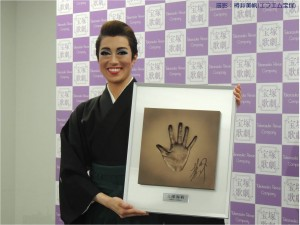 『レビュー・ステイション』北翔海莉 宝塚大劇場ラストデイ6
