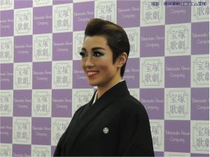 『レビュー・ステイション』北翔海莉 宝塚大劇場ラストデイ4