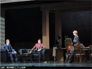 『レビュー・ステイション』雪組『私立探偵ケイレブ・ハント』2