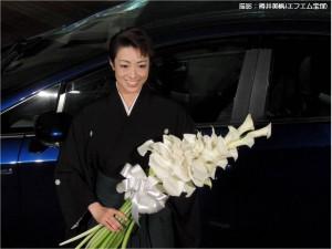 『レビュー・ステイション』北翔海莉 宝塚大劇場ラストデイ15