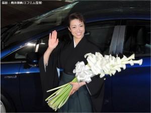 『レビュー・ステイション』北翔海莉 宝塚大劇場ラストデイ16