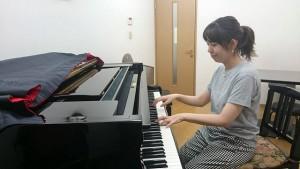 s-【小野田様】ピアノ演奏1