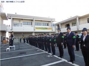 一日警察署長(瑠風輝)6