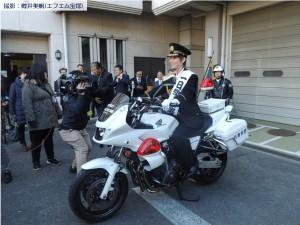 一日警察署長(瑠風輝)22