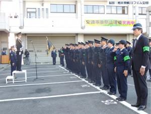 一日警察署長(瑠風輝)13
