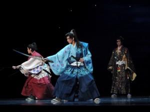 宙組『El Japón-イスパニアのサムライ-』1
