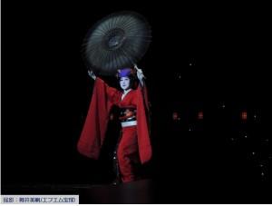 月組『WELCOME TO TAKARAZUKA -雪と月と花と-』2