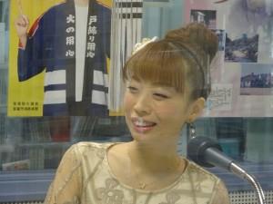 『レビュー・ステイション』2015.12.4歌花由美さん1