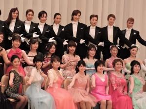 『レビュー・ステイション』2016.2.11元タカラジェンヌと踊る舞踏会20