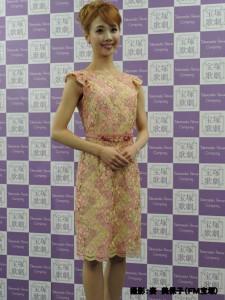 『レビュー・ステイション』2016.4.28星組トップ娘役 妃海風 退団会見4