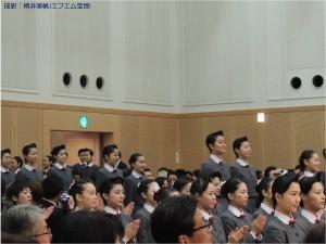 『レビュー・ステイション』2016.4.16宝塚音楽学校第104期生入学式5