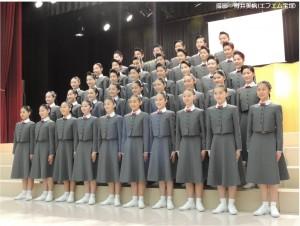 『レビュー・ステイション』2016.4.16宝塚音楽学校第104期生入学式2