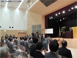 『レビュー・ステイション』2016.4.16宝塚音楽学校第104期生入学式8