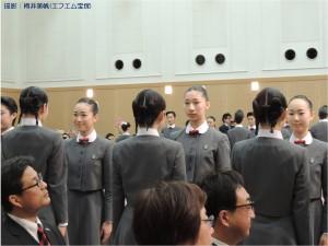 『レビュー・ステイション』2016.4.16宝塚音楽学校第104期生入学式19