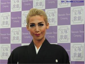 『レビュー・ステイション』龍真咲ラストデイ5