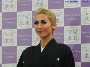 『レビュー・ステイション』龍真咲ラストデイ2