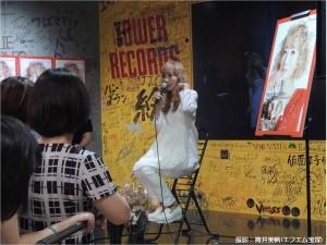 『レビュー・ステイション』涼風真世『Fairy』リリース記念イベント2