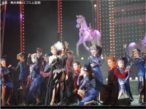 2016.12.30『レビュー・ステイション』月組『カルーセル輪舞曲』1