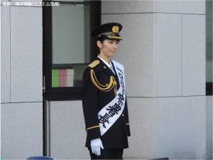 『レビュー・ステイション』2016.12.2『宝塚警察一日警察署長(紫藤りゅう)』7