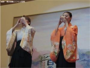 『レビュー・ステイション』2017.1.1『宝塚大劇場新春鏡開き』13