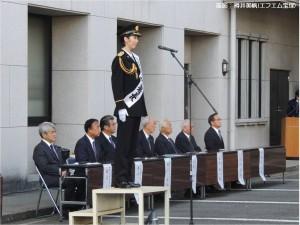 『レビュー・ステイション』2016.12.2『宝塚警察一日警察署長(紫藤りゅう)』9
