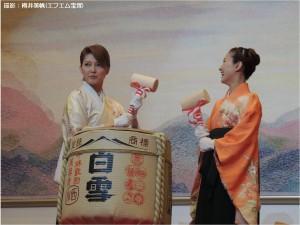 『レビュー・ステイション』2017.1.1『宝塚大劇場新春鏡開き』8