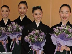 宝塚音楽学校卒業式③