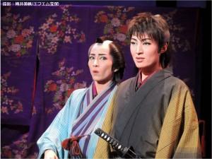 『レビュー・ステイション』2017.4.21雪組『幕末太陽傳』3