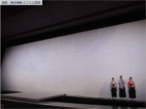 『レビュー・ステイション』2017.9.15宝塚大劇場新緞帳お披露目4
