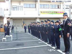 一日警察署長(瑠風輝)14