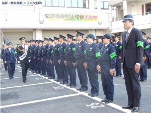 一日警察署長(瑠風輝)7