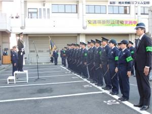 一日警察署長(瑠風輝)11