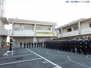 一日警察署長(瑠風輝)17