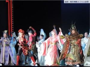 星組『GOD OF STARS-食聖-』1