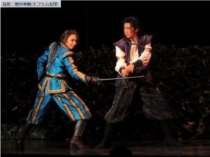 宙組『El Japón-イスパニアのサムライ-』2