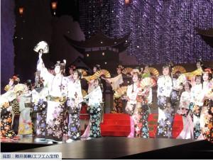 月組『WELCOME TO TAKARAZUKA -雪と月と花と-』3