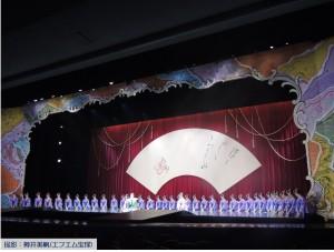 月組『WELCOME TO TAKARAZUKA -雪と月と花と-』1