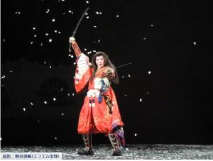 月組『桜嵐記』3
